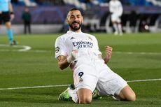 Hasil Liga Champions, Real Madrid dan Atletico Menang dan Lolos