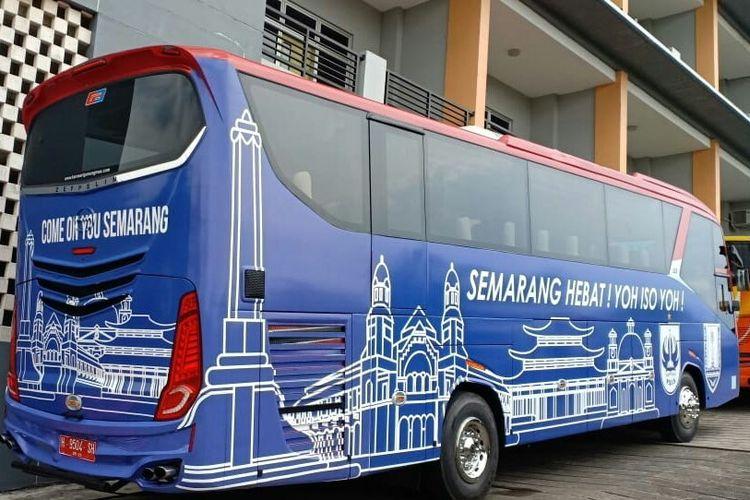 Bus PSIS Semarang