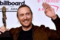David Guetta Rilis Singel Terbaru, Ini Lirik dan Chord Lagu Get Together