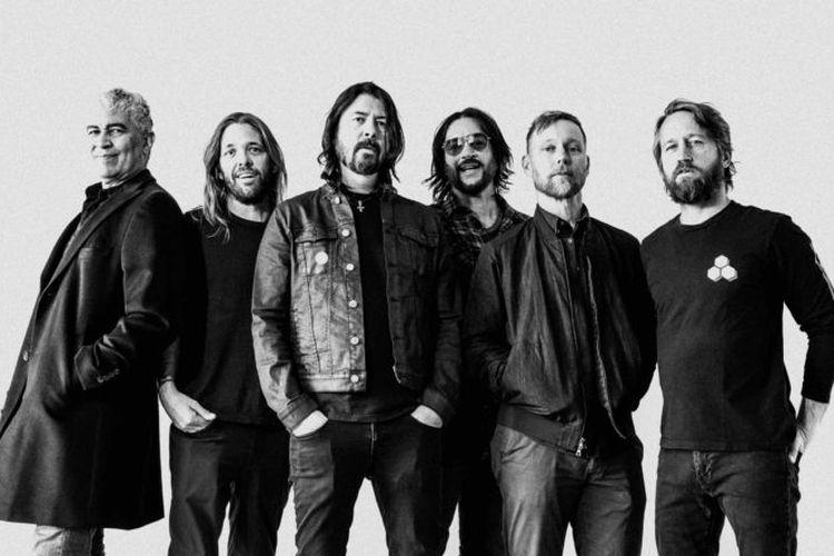 Foo Fighters umumkan jadwal konser terbaru. Sebelumnya, konser mereka bertajuk The Van Tour ditunda lantaran pandemi virus corona