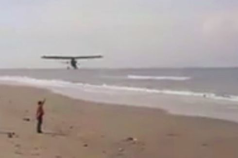 Cerita Montir di Pinrang Saat Pesawat dari Barang Bekas yang Dibuatnya Bisa Terbang dan Bermanuver: Saya Was-was