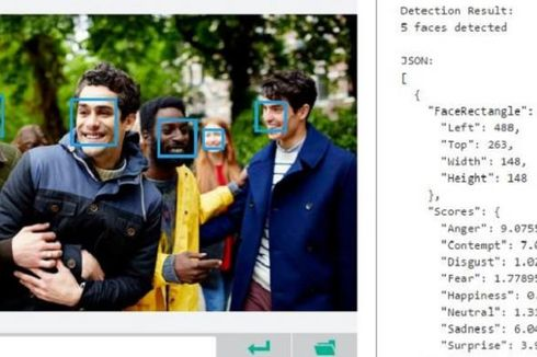 Teknologi Microsoft Bisa Mendeteksi Emosi Lewat Foto