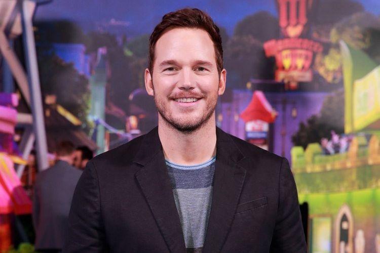 Aktor Chris Pratt menghadiri pemutaran perdana film Disney-Pixar Onward di Hollywood, California, pada 18 Februari 2020.