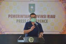 Satgas Covid-19 Riau Terima Laporan Siswa Makan Bersama di Sekolah