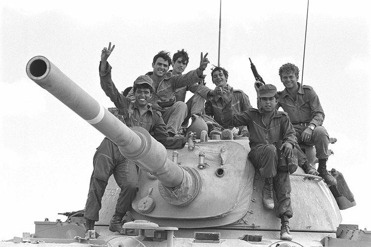 A pesar de las 2.800 muertes en Egipto y Siria, el ejército israelí ganó la batalla de Yom Kipur en 1973.
