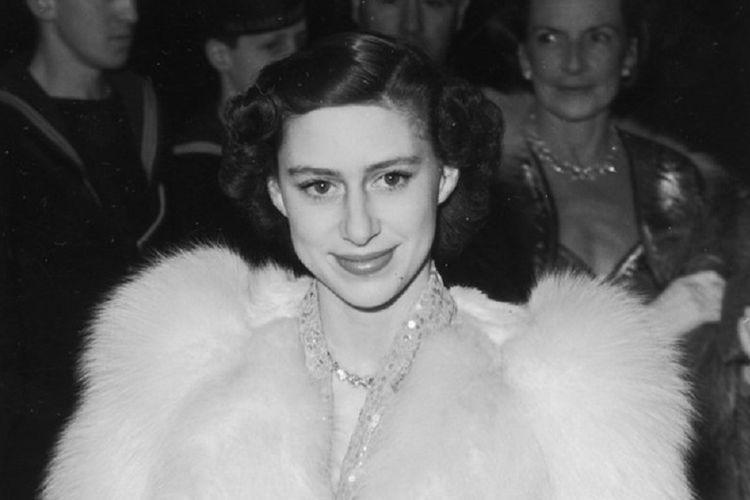 Putri Margaret, adik Ratu Elizabeth II. (History Extra)