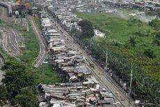 PT KAI: Yang Ditertibkan di Bantaran Rel Kampung Bandan Bangunan Liar