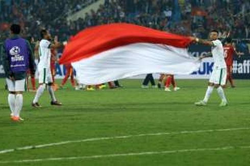 Timnas Indonesia Melaju ke Final AFF, Stefano Lilipaly Jadi Idola