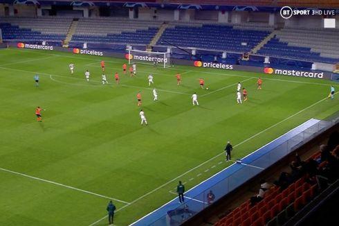 Scholes soal Bek Man United untuk Gol Demba Ba: Seperti Sepak Bola U10