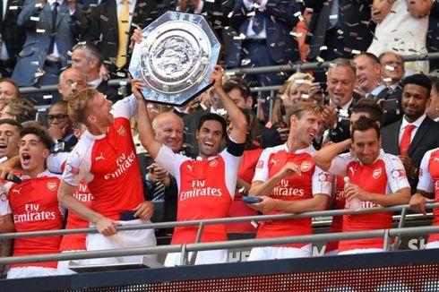 Jelang Arsenal Vs Liverpool, Berikut Daftar Pemenang Community Shield 10 Tahun Terakhir