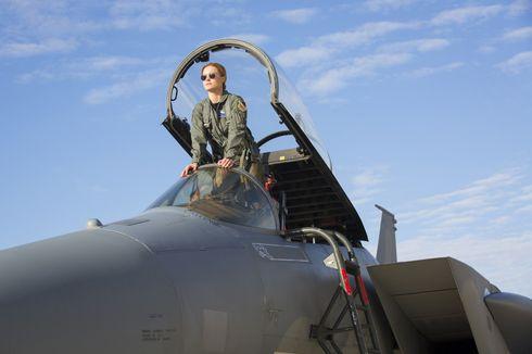Hidup Brie Larson Berubah karena Captain Marvel