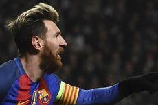 Seruan Messi untuk Akhiri Perang Suriah