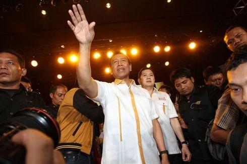 Elektabilitas di Survei Naik, Hanura Klaim karena Deklarasi Wiranto-HT