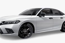 All New Honda Civic RS Generasi ke-11, Dijual Rp 567 Juta