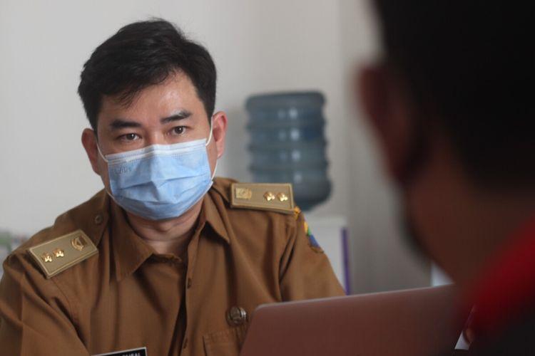Juru Bicara Satuan Tugas Percepatan Penanganan Covid-19 Kabupaten Cianjur, Yusman Faisal