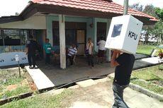 Oknum Kepala Kampung dan Distrik di Lanny Jaya Papua Tahan Kotak Suara