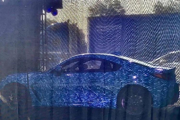 Gambar bocoran Subaru BRZ generasi terbaru.