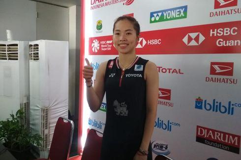 Indonesia Masters 2020, Kontrol Emosi Jadi Kunci Intanon Juara