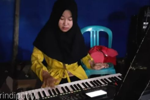Keyboardis Licah Arindi Putry Ingin Go International, Kenalkan Remix Koplo