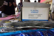 Polisi Amankan 10.000 Obat Keras Ilegal di Tangerang