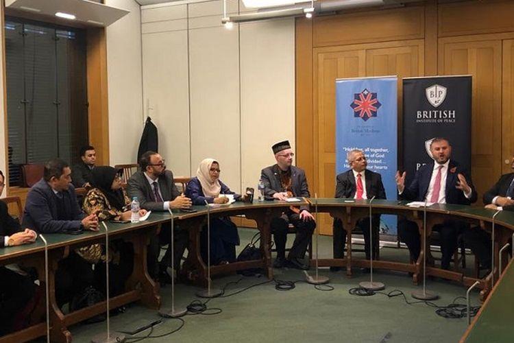 English for Ulama, Upaya Emil Sebarkan Keindahan Islam di Britania Raya