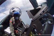 HUT Ke-76 TNI, 8 Helikopter dan 18 Pesawat Tempur Beratraksi Lintasi Istana Kepresidenan