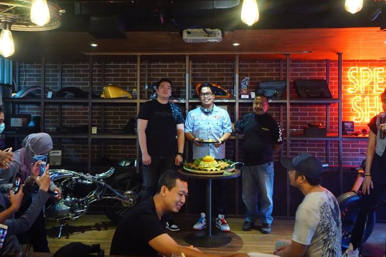 Tha Riders Indonesia Cleveland Cyclewerks