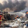Ledakan Lebanon, Video Gadis Cilik Masih Hidup Usai 24 Jam Tertimpa Reruntuhan