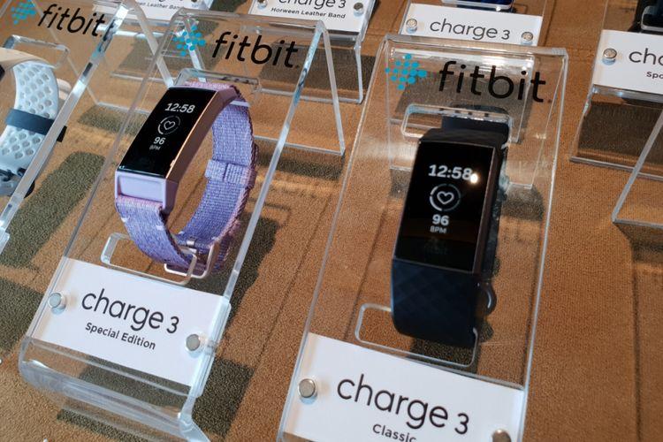 Fitbit Charge 3 diklaim memiliki daya tahan hingga 7 hatri.