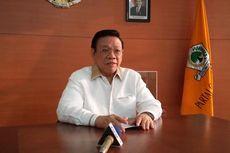 Agung Laksono Anggap Rapimnas Golkar Kubu Aburizal Tak Punya Legalitas