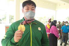 Cerita Dimas, Peraih Medali Emas PON Asal Lamongan, Terinspirasi Perjuangan Sang Ibu sebagai Orangtua Tunggal