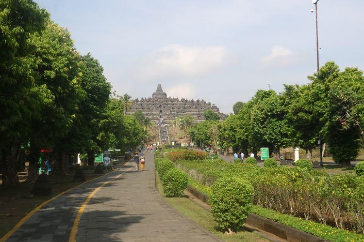 Candi Borobudur nantinya akan memiliki paket wisata baru yang lebih menarik, Rabu (13/11/2019).