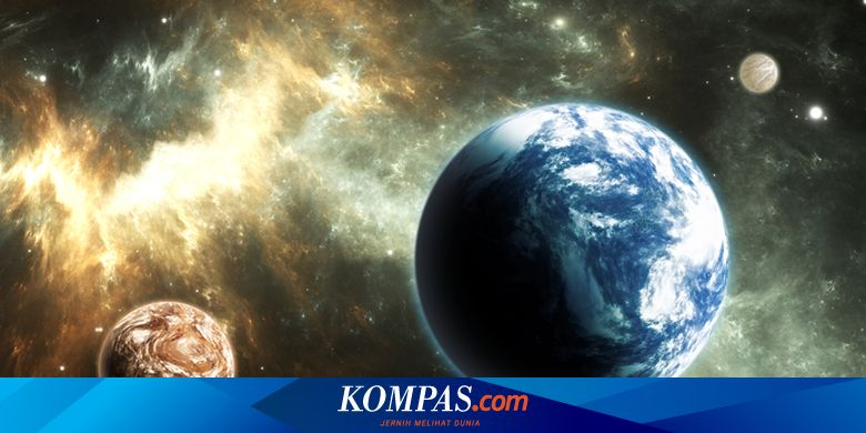 [POPULER SAINS] NASA Temukan Planet Mirip Bumi | 3
