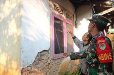 33 Rumah dan 1 Tempat Ibadah di Cianjur Rusak akibat Gempa Banten