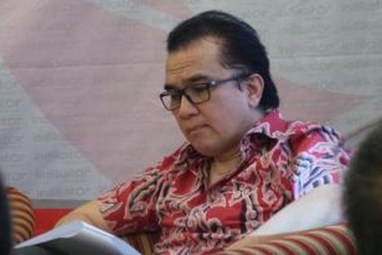 Wakil Sekretaris Jenderal DPP Partai Golkar Tantowi Yahya