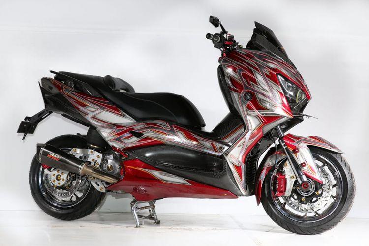 Modifikasi Yamaha Xmax Denpasar