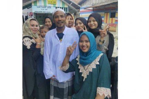 Cerita M Nuh, Eks Pemenang Lelang Motor Listrik Jokowi, Pulang ke Rumah Diarak Warga