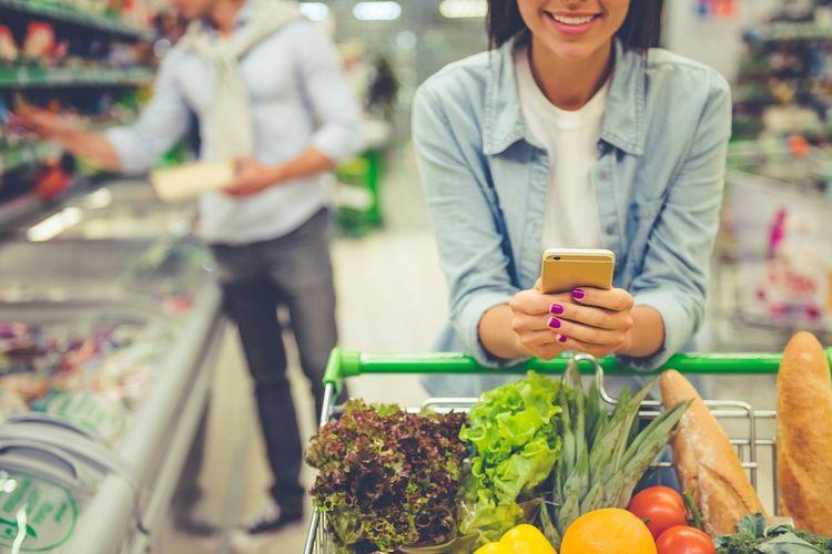 Ilustrasi konsumen