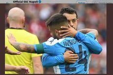 Liverpool Vs Napoli, Insigne Gemilang, The Reds Kalah Telak