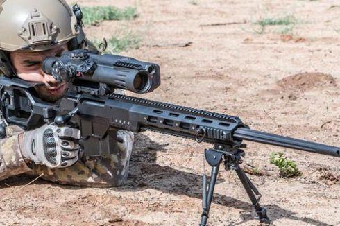 Rudal ISIS Lukai Dua Pasukan Khusus Inggris di Suriah