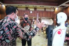 Unik, Robot Karya Undip Ini Punya Tugas di Pemkot Semarang