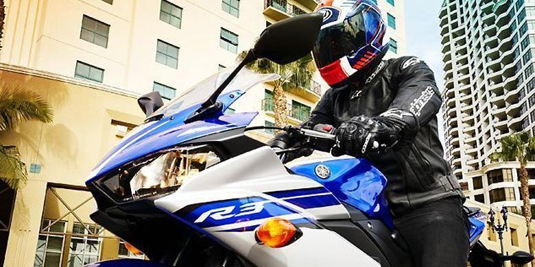 Yamaha R3 di Amerika juga kena imbas recall R25 dan MT25 di Indonesia.