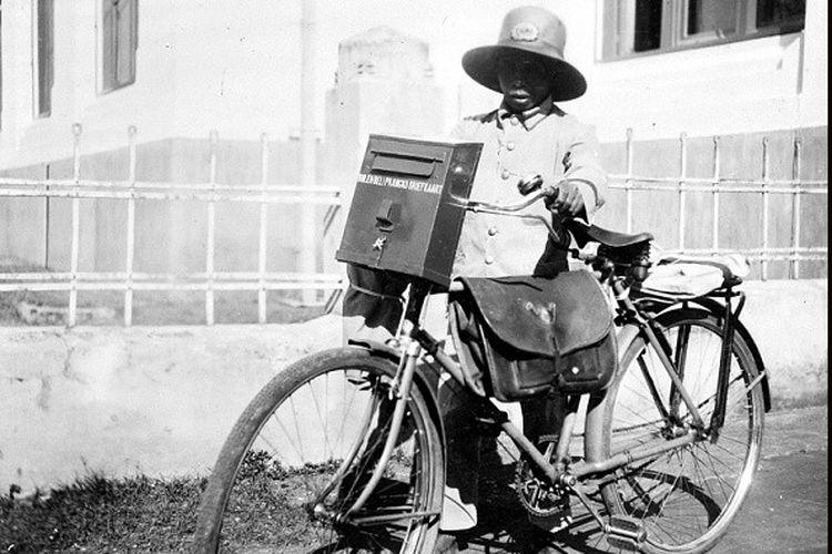 Kantor Pos Pertama Indonesia Ternyata Ada Di Kota Tua Jakarta Halaman All Kompas Com