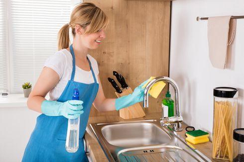 Ingin Dapur Selalu Bersih? Lakukan 6 Hal Ini Secara Rutin