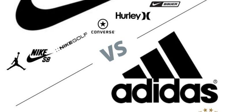 Persaingan Adidas Dan Nike Siapa Yang Lebih Unggul Halaman All Kompas Com