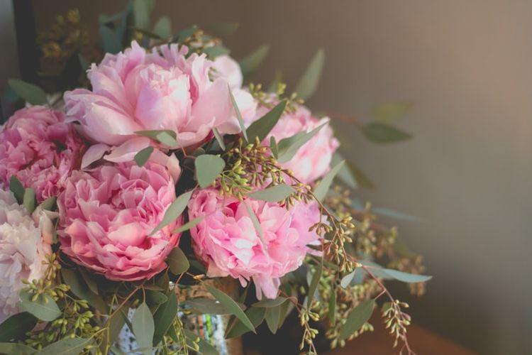 Ilustrasi bunga