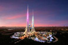 Lagi... China Siapkan Sepasang Menara Tertinggi di Dunia!