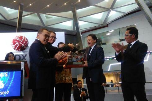 Nusantara Pelabuhan Handal Catatkan Saham Perdana, Ini Pesan Bos BEI
