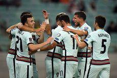 Hasil Azerbaijan Vs Portugal - Tanpa Ronaldo, Selecao das Quinas Menang Telak
