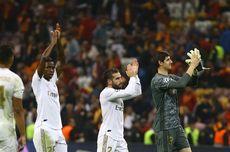 Alcoyano Vs Real Madrid, Saatnya Pelapis Thibaut Courtois Unjuk Gigi